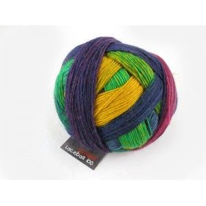Lace Ball 100 Kunter Bunt