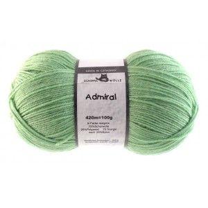 Admiral Unicolor Maigrün