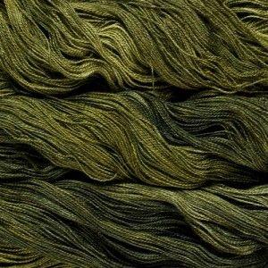 Malabrigo Silkpaca Olive