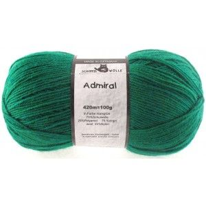 Admiral Unicolor Mars-Green