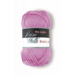Pro Lana Basic Cotton 37 -  Rosa Viejo