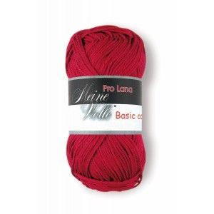 Pro Lana Basic Cotton 38 - Rojo