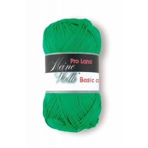 Pro Lana Basic Cotton 70 - Verde Elfo