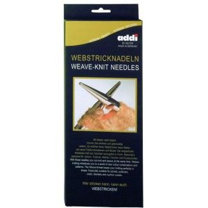 Addi Weave Knitting Needles - Encargo