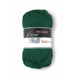 Pro Lana Basic Cotton 72 - Verde Botella