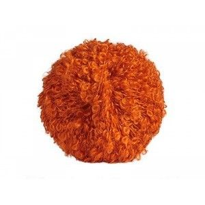 Mohair-yarn Bouclé - Pippi Longstocking-red