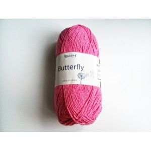 Butterfly Rosa Chicle 21