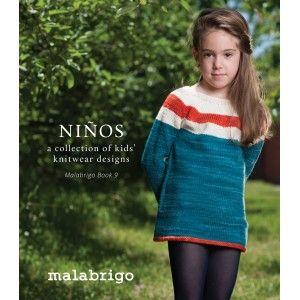 Malabrigo Book 9: Niños