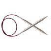Nova Metal Fixed Circular Needles  - 40 cm - By Request