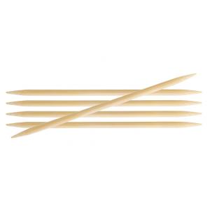 Bamboo Dobles Puntas 20 cm - Encargo