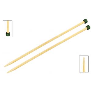 Bamboo Agujas Rectas 25 cm - Encargo
