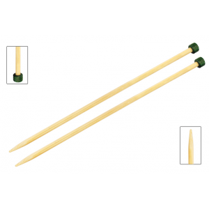 Bamboo Single Pointed Needles  - 33 cm - By Request