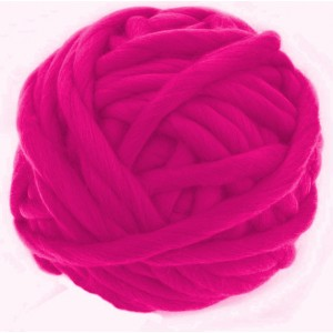 Merino XXL Neon Pink