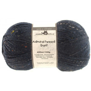 Admiral Tweed Bunt Tinte