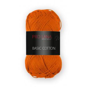 Pro Lana Basic Cotton 27 - Naranja
