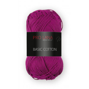 Pro Lana Basic Cotton 46 Burdeos