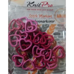 Locking Stitch Markers KnitPro