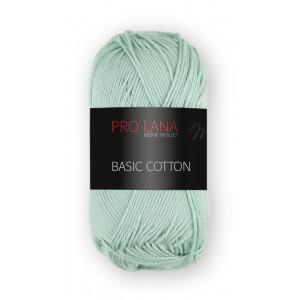 Pro Lana Basic Cotton 71 - verde humo