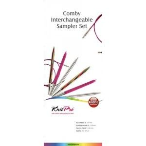 Comby Sampler Set Intercambiables