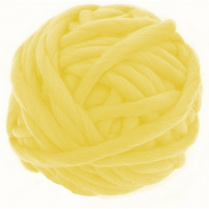 Merino Cool Wool Amarillo neon
