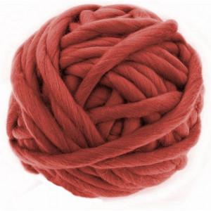 Merino Cool Wool rojo vino