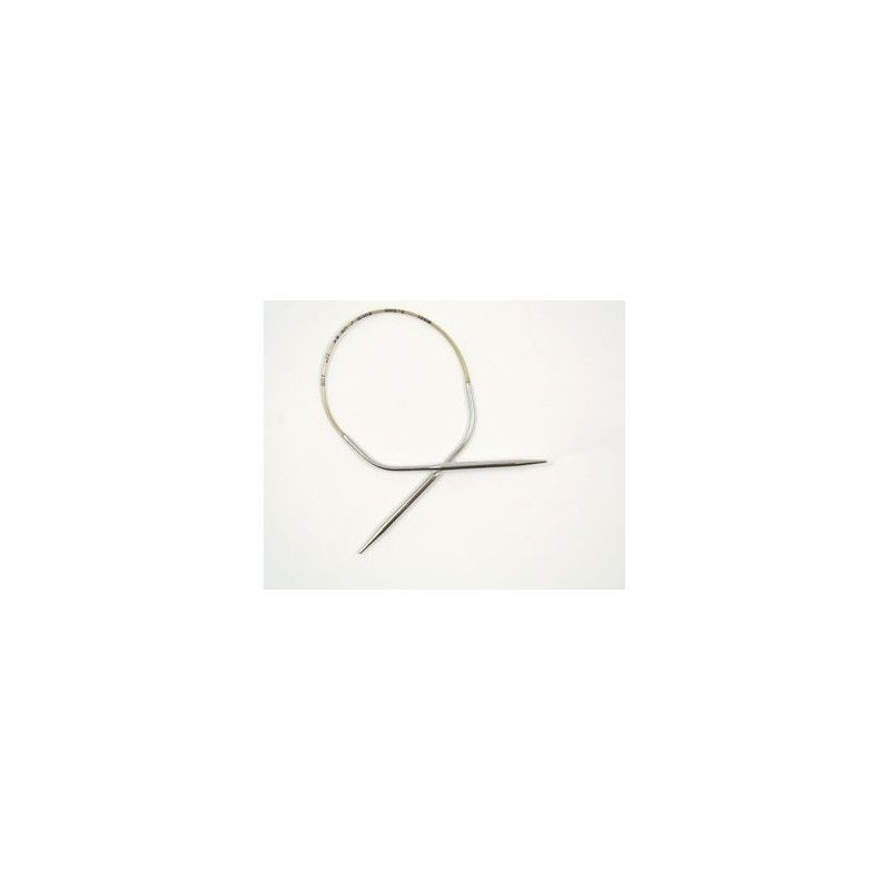 Agujas Circulares Fijas Addi de 30 cm 105-7