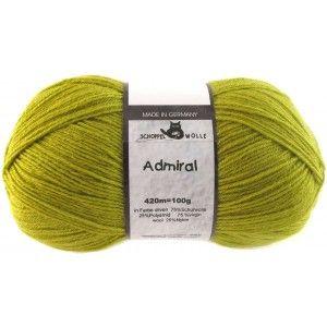 Admiral Unicolor Oliven